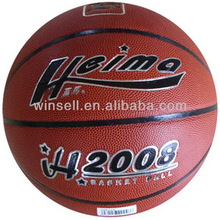 2014 bottom price pu basketball size 6
