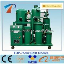 Multifunction Vacuum Distillation Transformer Oil Regenerating Equipment to restore the bad oil's original function and Dielect