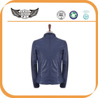 Slim Fit Leather Jackets For Men Made in China