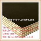 black phenolic film face plywood