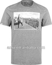 Fashion Oversized mens Cheap Promotional tshirt WHOLESALE