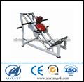 2014 melhor casa de venda de equipamentos de ginástica máquina de ginástica hack squat ax8829
