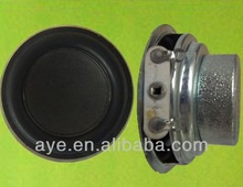 40mm 4ohm 3w high quality pro audio speaker