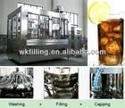 Soft Beverage Carbonated Drinks Filling Machine/Cola Filling Machine