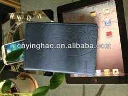 2014 unique leather protective case for ipad mini