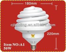 E27 E40 50W Sun Lamp energy saving lamp