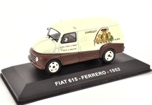 Diecast model cars collection