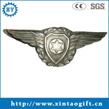 Custom 3D eagle commemorative car badges auto emblems