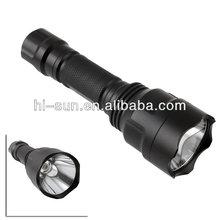 Paylow - 5W Green Light C8 CREE Q5 LED Tactical Flashlight