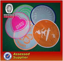 Cheap Custom Logo Printing Ultimate Folding Frisbee