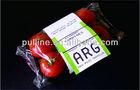 environmentally-friendly food labels