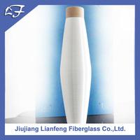 high silica ec9 white soft paraffin glass fiber direct roving