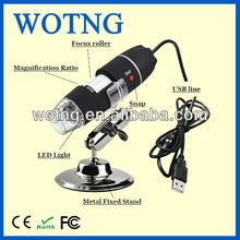 USB digital microscope binocular stereoscopic microscope 500X