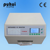 t962a lead free reflow oven/automatic PCB ic soldering/bga machine/puhui/reflow station mini/soldering iron infrared