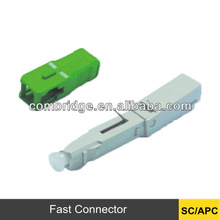 fast connector fiber optic joint sc/pc