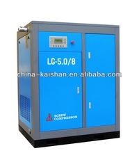 kaiser air compressors hot sale LG-5/8 stationary motor driven electric air compressor