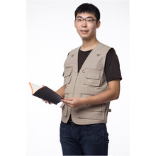 OlympinA Fishing casual cotton vest