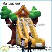 Kids jumping inflatable slides for sale