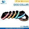 heavy dog weight pet leash orange color collar pitbul optional size nice appearance correa perros