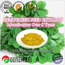 Herbal Anti Diabetes Medicine/ Diabetic Herbal/ Fenugreek Seed Extract/ 4-Hydroxyisoleucine