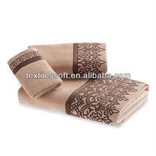 100% cotton Bargello style hand towel