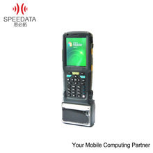 Mobile Handheld ticket inspection with Printer (Industrial PDA Manufacturer )