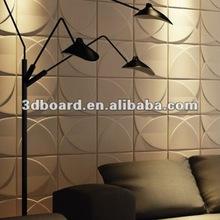 beau mur de papier gaufré décoratives