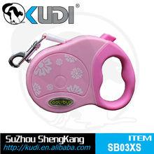 Retractable dog leash,small pet leash ---- SB03 Mini Style
