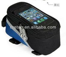 Funny useful bike mount waterproof mobile phone bag case,MP3,wallet bag