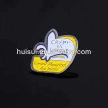 2014 High quality promotional custom metal car grille emblem badges