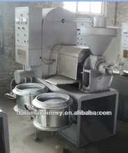 China new screw oil press model 6YZ-100 with electric motor