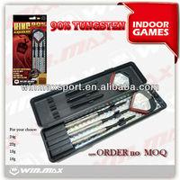 New product China supplier game 2014 new tungsten steel tip dart board dart flights