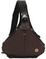 DSLR/SLR Digital Sling Camera Case Shoulder Bag Backpack for NIKON/CANON/SONY
