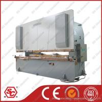 WC67Y-400T/4000 used steel bending machine for sale