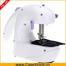 Mini batteries Electric sewing machine mini hand sewing machine manual mini sewing machine