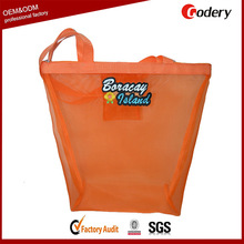 2014 China manufacturer for orange mesh plastic bag