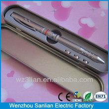 cheapest discounted fancy student Magnetic Aluminum Super white LED flashlight pen