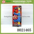 venta al por mayor de china 2014 nuevo producto de la pistola de paintball disparar de juego para los niños de eva pistola de bala blanda al aire libre juguetes arma de fuego para la venta h021465