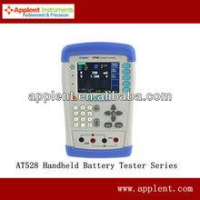 Hot Sale AT528 Battery Test Equipment (0.0001V-50.00V Voltage Range) (AC Low Ohm Meter)