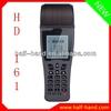 Best china pda accessory HD161 with GPRS/wifi/bluetooth/rfid