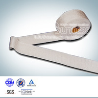 texturized fiberglass heat sealing tape for pipe wrapping
