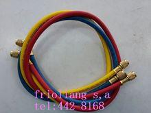 """015250 Manguera 36"""" TMI-336RYB Rojo Ama. Azul"""