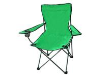 Armrest folding chair cup bag chair