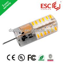 3014 10-20V 24leds G4 LED bulbs white/warm white emitting coclour