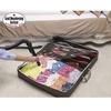folding space saver vacuum compressed bags