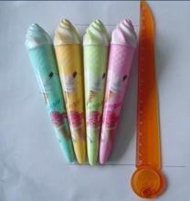 2014 creative new design cute ice cream shape balI pen