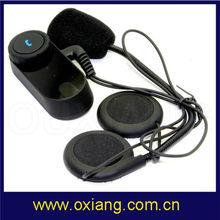 Interphone Bluetooth Headset Motorcycle Helmet(More Than 800mts Intercom Distance)