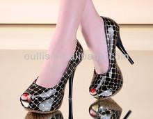 newest shoes women popular high heels wedding shoes 2014 CP6575