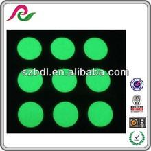 Glow in dark decal sticker home button sticker for iphone 5