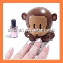 Cartoon Monkey Electronic Nail Dryer